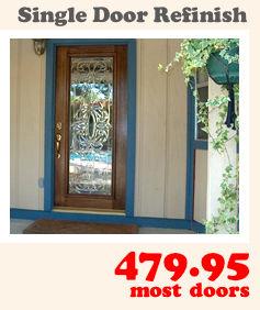 The Door Refinishing Company, Inc. We refinishing your door for as ...
